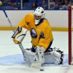Sabres recall Andrey Makarov and Mark Pysyk from Amerks, send Luke Adam back