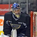 Blues goalie Ryan Miller won't play against old Sabres teammates