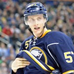 Sabres' Tyler Myers had broken ribs, will likely continue season at world championship