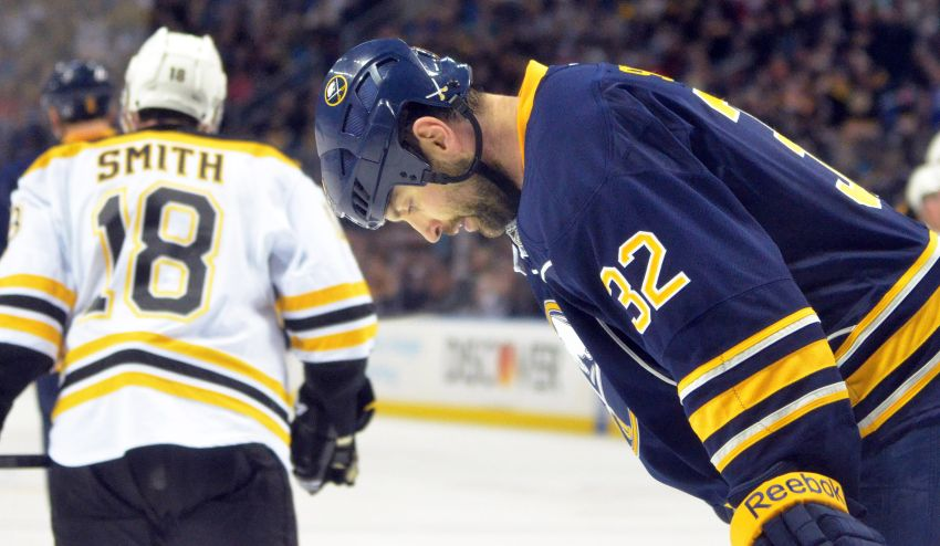 Season filled with turmoil about to end for reeling Sabres