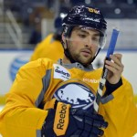Sabres let Cory Conacher and Jamie McBain go; Sam Reinhart visits Buffalo for first time