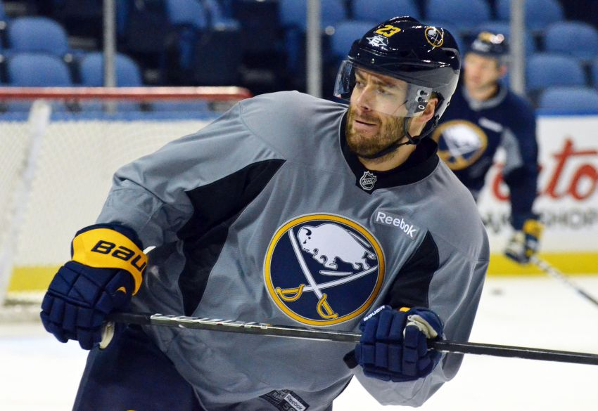 Sabres waive Ville Leino in first step toward buyout