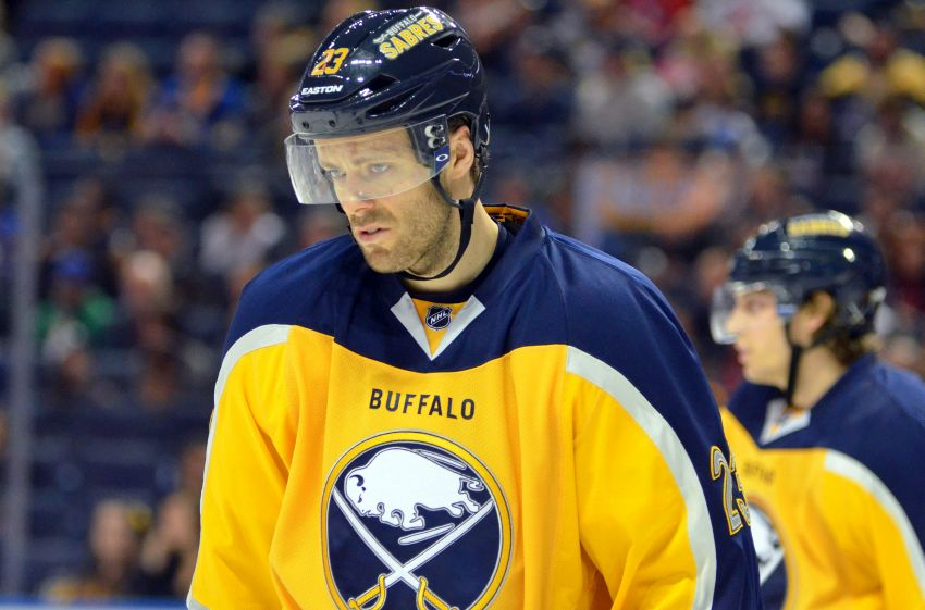 Ville Leino's NHL career in jeopardy with Sabres planning buyout
