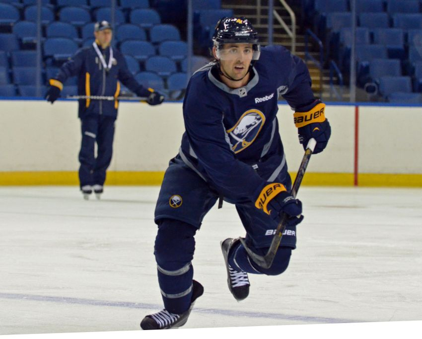 Sabres won't qualify Jamie McBain and Connor Knapp, undecided on Cory Conacher