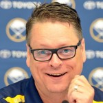 Sabres GM Tim Murray focusing on center for top pick, ready to add free agents
