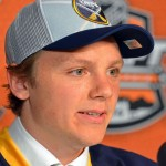 Sabres don't hesitate: Sam Reinhart's their man