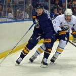 Sabres prospect Mikhail Grigorenko takes responsibility for past struggles: 'It was probably no one's fault but mine'