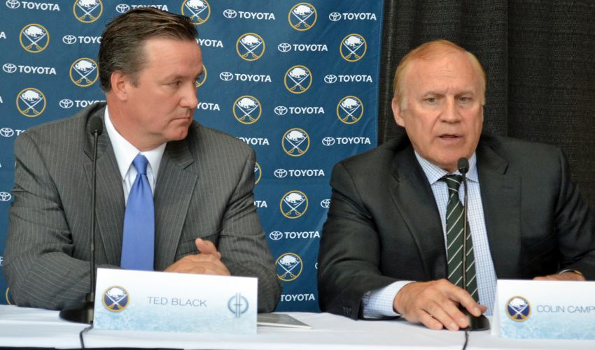Sabres targeting other big events for Buffalo after landing NHL Scouting Combine