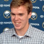 Connor McDavid impressed with Sabres, can see himself playing in Buffalo: 'It's a great organization'