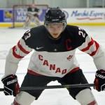 Photo: Sabres prospect Sam Reinhart with Team Canada
