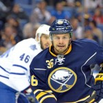 Healed and focused after lost season, Sabres' Patrick Kaleta ready to compete for roster spot