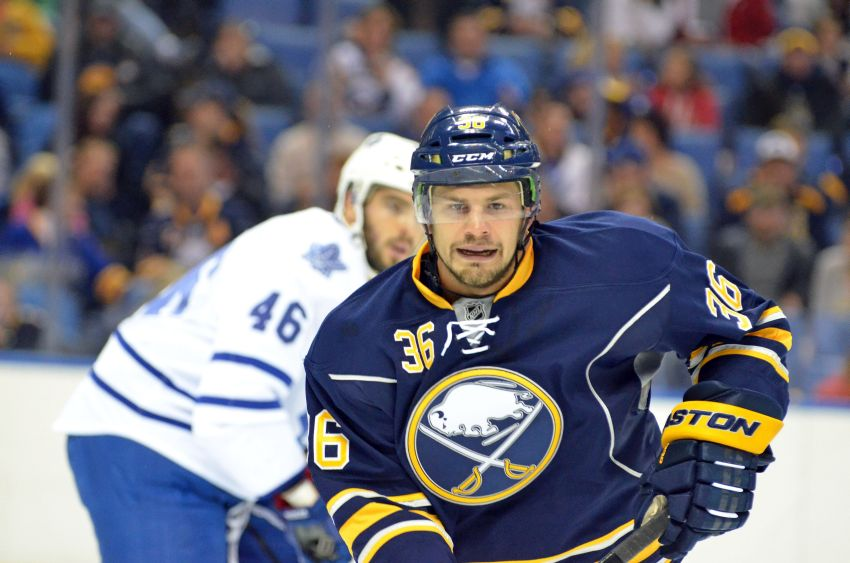 Sabres' Patrick Kaleta ready to compete for roster spot