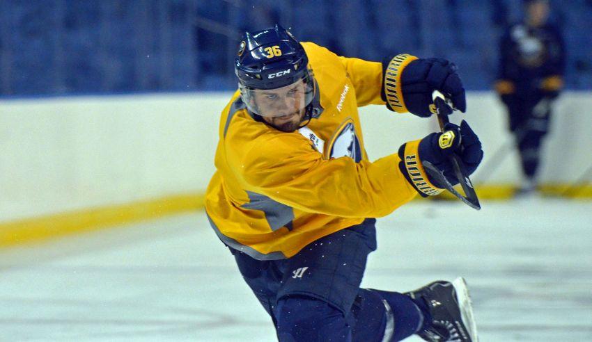 Injured Sabres Patrick Kaleta and Johan Larsson still being evaluated