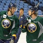 Sabres' Matt Moulson feels at home back in Buffalo