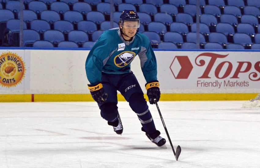 Sabres prospect Sam Reinhart must create more offense to earn roster spot