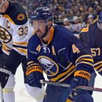 Sabres' Josh Gorges knows his heart wasn't in Toronto