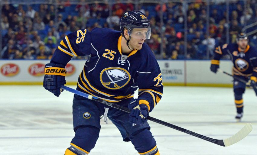 Ted Nolan on Sabres prospect Mikhail Grigorenko: 'He's knocking on the door'