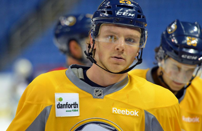 Sabres prospect Sam Reinhart ready to face friend Aaron Ekblad