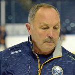 Sabres assistant coach Bryan Trottier enjoying new NHL life