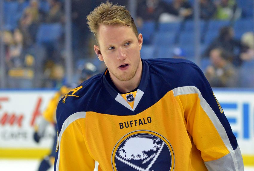 Penguins' Christian Ehrhoff knew he would leave Sabres