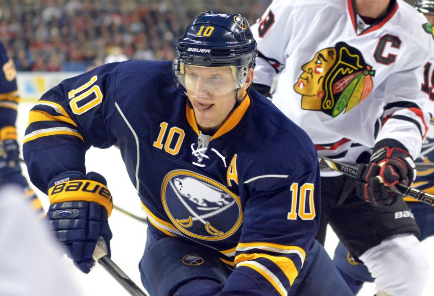 Penguins' Christian Ehrhoff happy with fresh start, sorry Sabres struggling