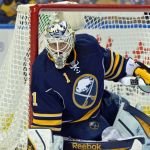Sabres goalie Jhonas Enroth making strong bid to regain No. 1 job