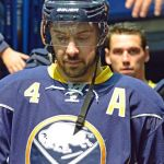 Sabres' Josh Gorges out again, wants to play against Canadiens badly