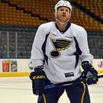 Former Sabres captain Steve Ott feeling refreshed with Blues, fondly remembers Buffalo days