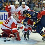 Sabres hang tough against Red Wings for shootout win