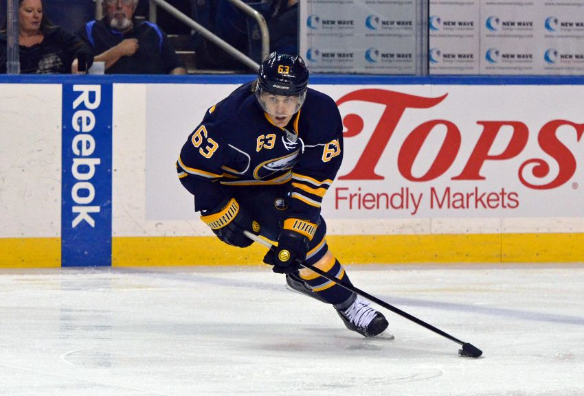 Sabres' Tyler Ennis named NHL's first star of week