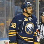 Sabres' Patrick Kaleta explains how he punched himself in head