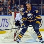Sabres' Chris Stewart knows he must be better, still irked over benching
