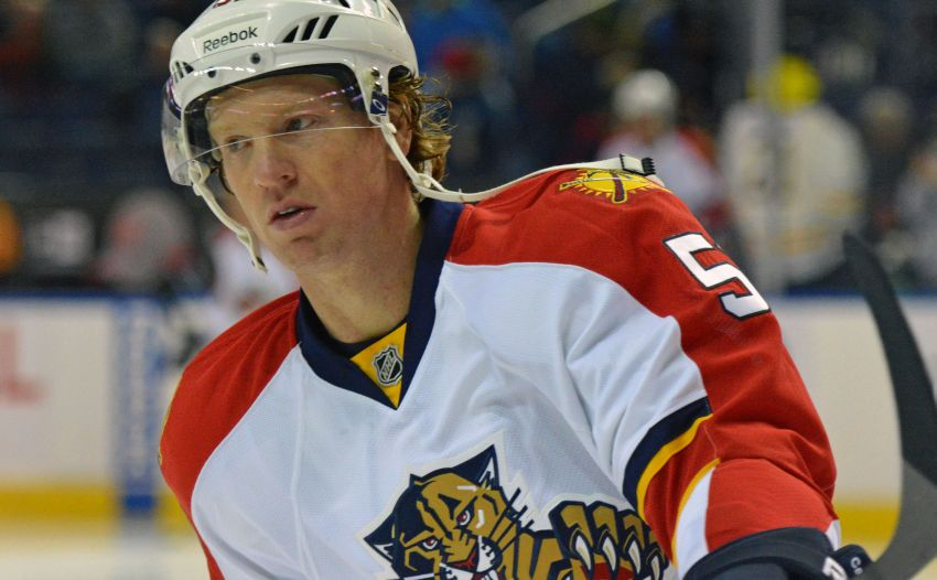 Former Sabres standout Brian Campbell enjoying Panthers' revival
