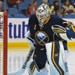 Sabres need to clean up defensively, help goalie Jhonas Enroth