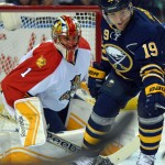 Sabres fall apart early against Panthers, get blanked by Roberto Luongo again