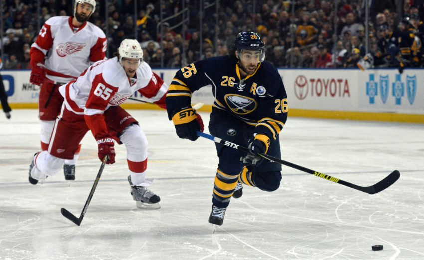 Anemic Sabres offense on pace to set another mark for futility