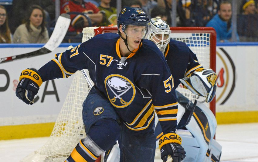 Sabres' Tyler Myers could play next week
