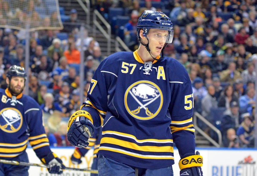 Sabres' Tyler Myers ready for new challenge; Chris Stewart to return