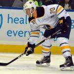 Former Sabres prospect Alex Biega living NHL dream with Canucks
