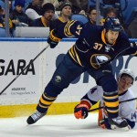 Sabres want veteran Matt Ellis to keep mentoring in NHL
