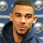 Evander Kane happy to be with Sabres: 'I'm definitely excited to have a fresh start'