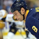 Sabres' Cody McCormick had blood clots in lungs, hopes to return next season