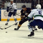 Big third period pushes Sabres past Canucks
