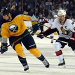 Sabres dominate Senators for stretches, still lose