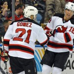 Steve Bernier earns new claim to fame in Devils' win over Sabres