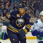 Chris Stewart prepared to leave Sabres at trade deadline