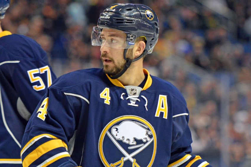 Josh Gorges vows Sabres will get better: 'We're not going to go through this again'