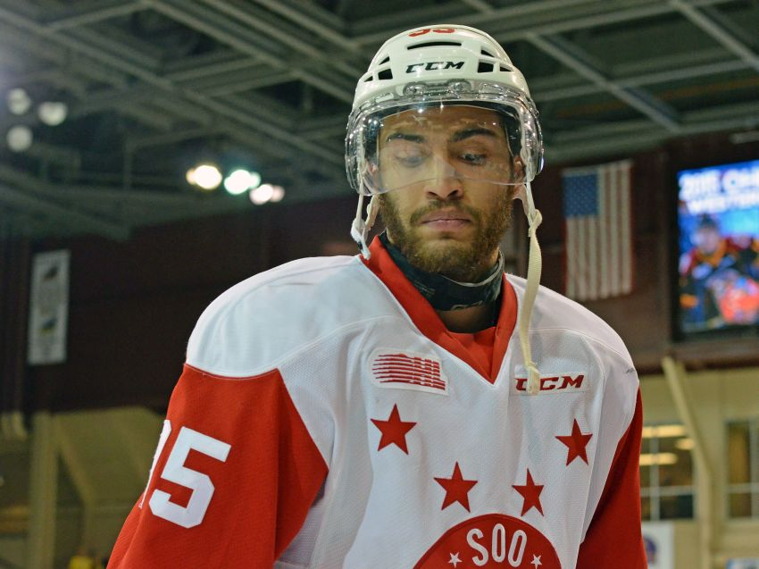 Sabres prospect Justin Bailey ready for pro hockey after big junior season