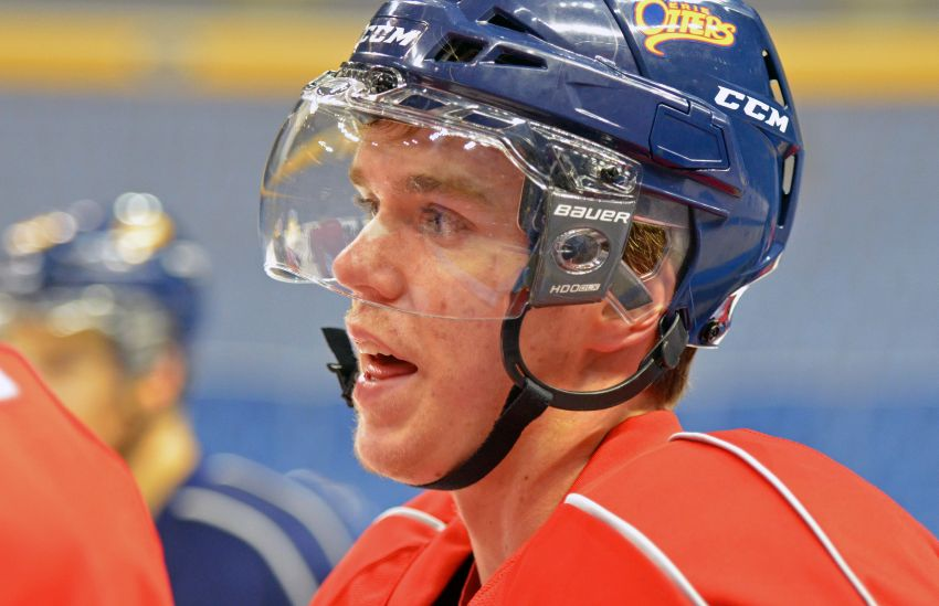 Former Sabres standout Jason Dawe hopes Connor McDavid breaks his OHL playoff scoring record