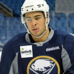 Sabres prospect Nick Baptiste knows Jack Eichel and Connor McDavid well